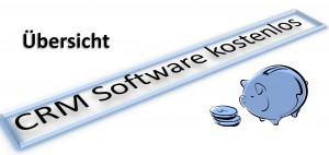 CRM Software kostenlos sparschwein