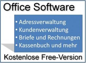 Office Software kostenlos mit Kundendatenbank