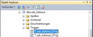 SQL Trigger