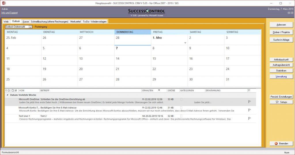 CRM-Kundendatenbank